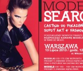 CASTING do Sopot Art & Fashion Week!