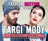 Fashion Meeting POP UP STORE w Browarze Mieszczańskim 26-27.09!