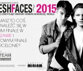 Konkurs! FRESH FACES Poland 2015
