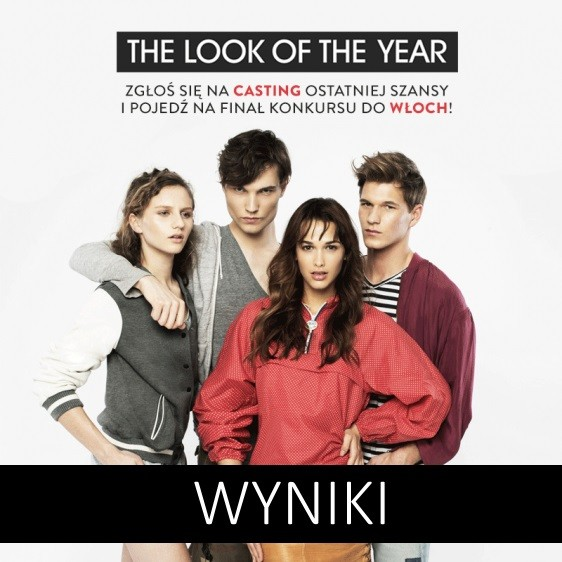 Wyniki castingu ostatniej szansy THE LOOK OF THE YEAR 2016