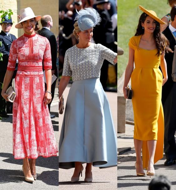 06de7dd966 Sukienki na wesele. Inspiracje prosto z królewskiego ślubu ...