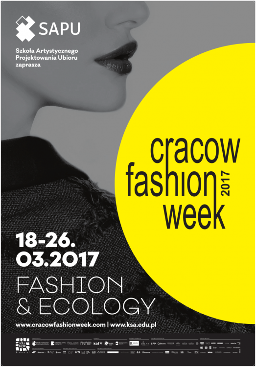 Startuje Cracow Fashion Week 2017
