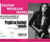 Casting LUXURY FASHION MODELS AGENCY - oferta dla modelek i modeli