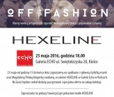 Wieczór z Hexeline – Off Fashion