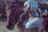 agnieszkamalocha Ciri. The Witcher