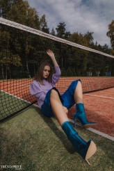 "IndianSummer ""Tennis Court"" for Trend Prive Magazine