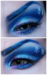 makeupiku Queen Elsa~