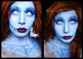 makeupiku Sally Nightmare :)