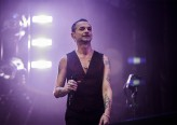 VALEUR-MAGAZINE Depeche Mode - David Gahan onstage in Berlin during the Global Spirit Tour. More on www.valeurmagazine.com Photo: Marco Kokkot | VALEUR MAGAZINE