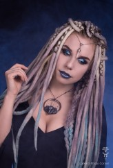 Sumi-Mizuno                             Jewelry: Druidcraft Jewelry