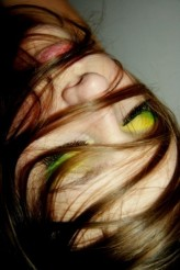cymka parrot make up ;p