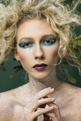 Beauty_make-up                             Nordic winter editorial