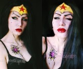 makeupiku The Wonder Woman