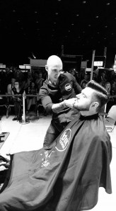 Schumi Baber Hair Style Competition