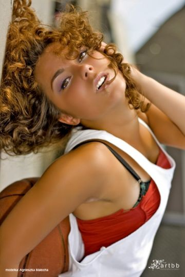 artbb basketball Girl