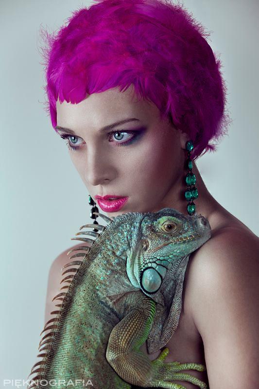 Zdjęcie z portfolio Sandra G. (tatiana_xd) Glamour 3937762