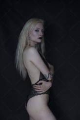 Sanguss #skinny,#blond,#tattoos,#tatuaże,#alternative,# makeup,#nice
