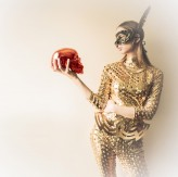 "MJAROBOUTIQUE                             ""Too gold or not too gold, red is the question."" - Photographer / Editor / Designer / Stylist: Michail Jarovoj"