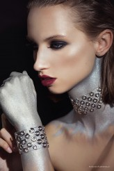 anmakeup Silver Vibes inspired by Pat McGrath <3