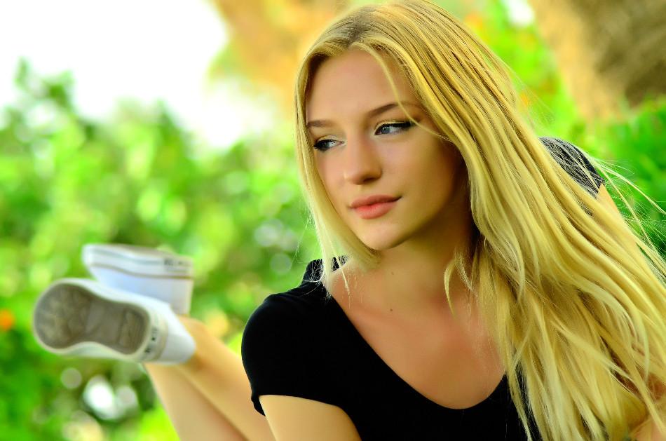 Zdjęcie z portfolio Monika J. (Monika777) Portret 8287245