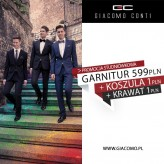 bartek-gorski Giacomo Contiu suits collection 2013/2014