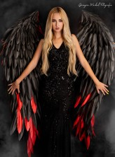 Grzegorz_Moskal_Fotografia Black Angel, Angel WIngs