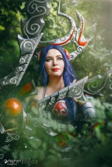 Retrosleep Cosplay Irelia- League of Legends w wykonaniu Daraya cosplay :)