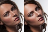 PhotoRetouch Z bliska