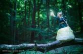 rubia leśna zjawa... fryz- Agnieszka Mstowska MUA - Sylwia Patrycja Korecka reszta ekipy - Magda Modławska, Radosław Dędek