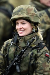 k_serewis ORZYSZ, POLAND – APRIL 13: