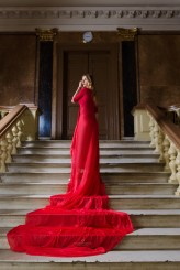sjuzan ** Lady in red fire stunning glam **